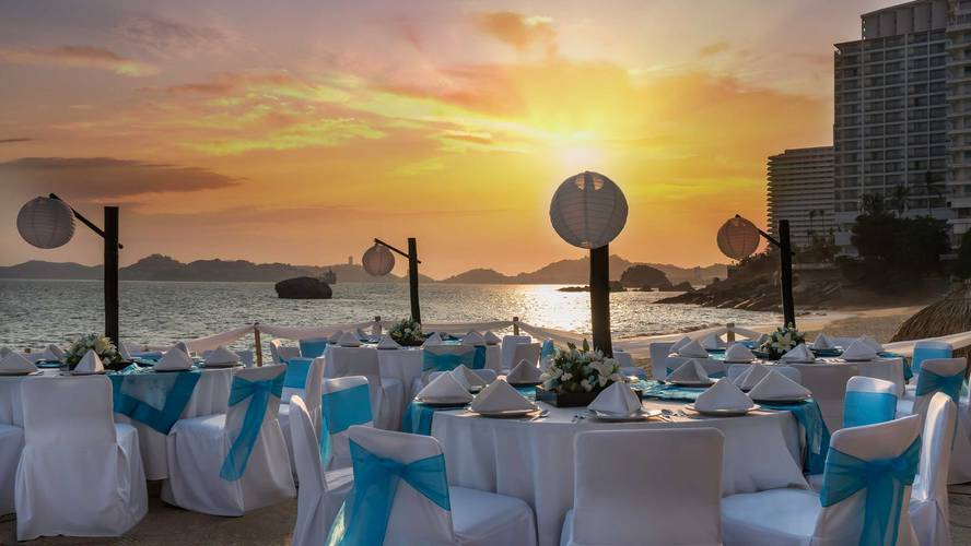 Eventos hotel calinda beach acapulco